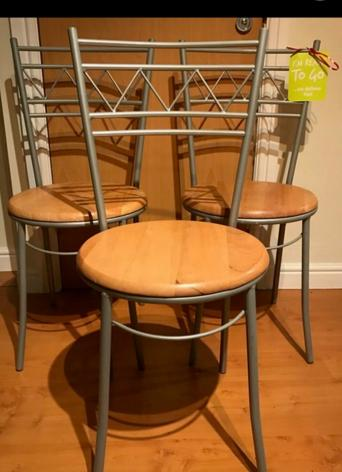 3 Brand New Chairs I Also Have Dining Table 5 Extra