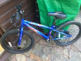 "Apollo XC20 20""wheel kids bike - £40"