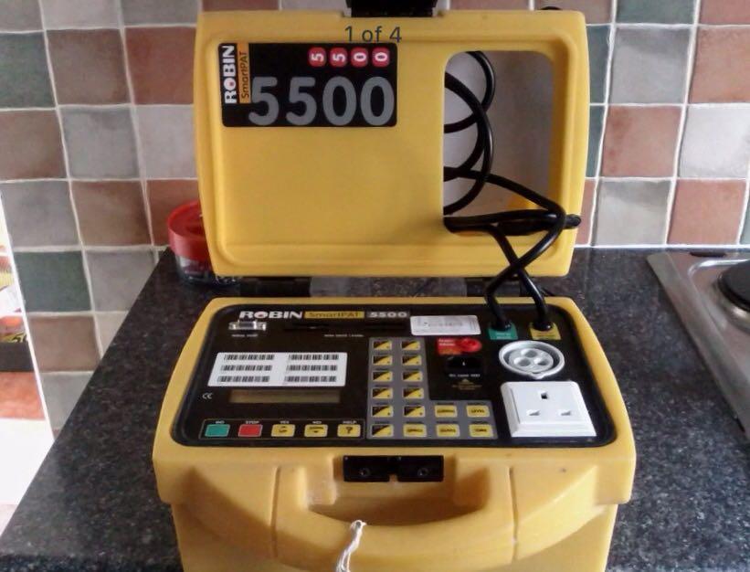 robin smartpat 5000 instruction manual