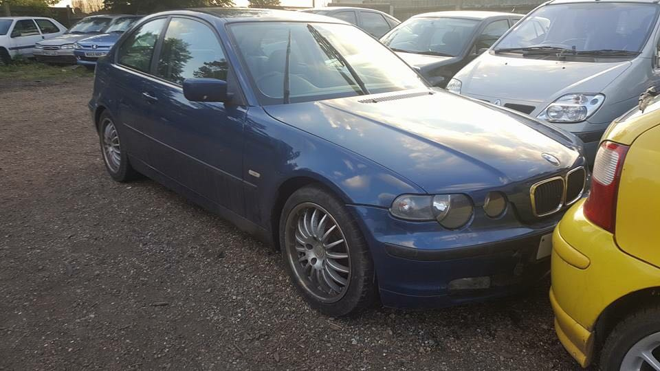 bmw compact breaking for sale in uk view 90 bargains. Black Bedroom Furniture Sets. Home Design Ideas