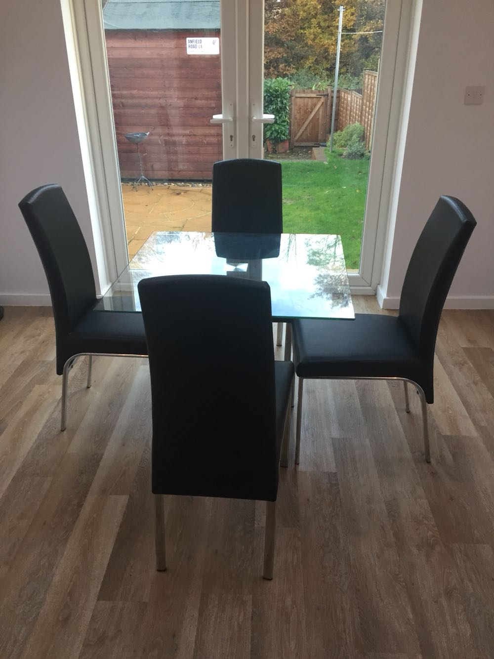 Four Dining Room Chairs For Sale In UK View 102 Bargains