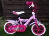 """Girls bike, 12"""" - £20"""
