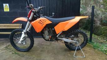 ktm motocross for sale in uk 166 used ktm motocross. Black Bedroom Furniture Sets. Home Design Ideas