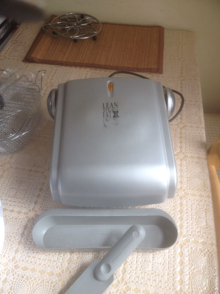 George foreman grill drip tray for sale in uk - Drip tray george foreman grill ...