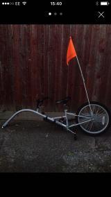 Bike trailer - £45