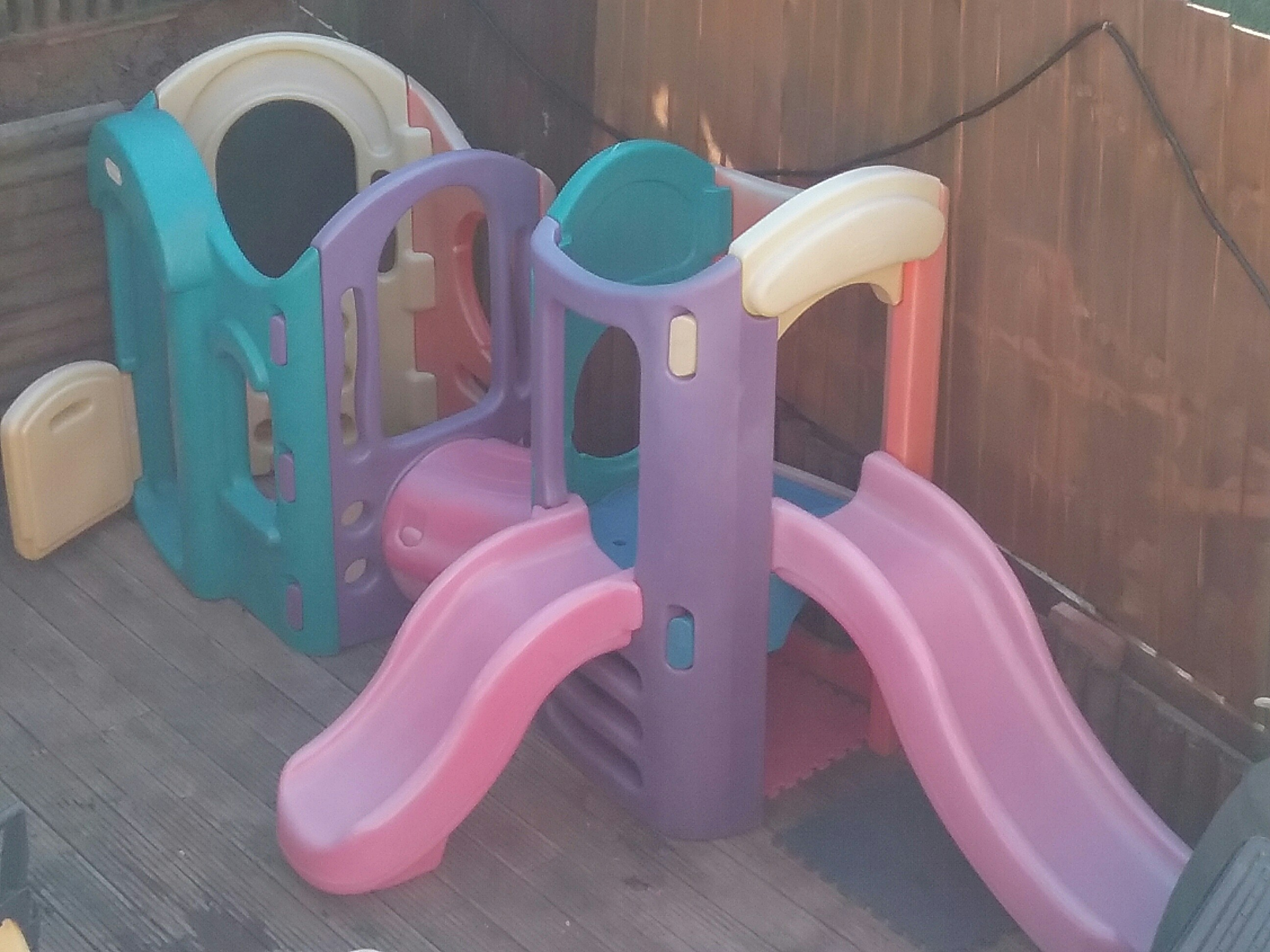 Little tikes 8 in 1 for sale in uk view 75 bargains for Little tikes 8 in 1