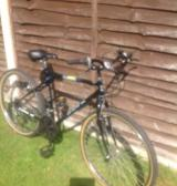 Hawk mounting bike - £50