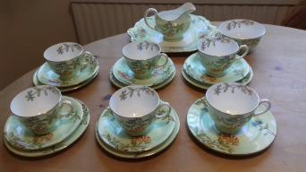 Bone China Cup And Saucers Second Hand Cutlery And