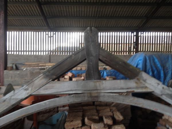 Reclaimed roof trusses for sale in barwell leicestershire for Roof trusses for sale