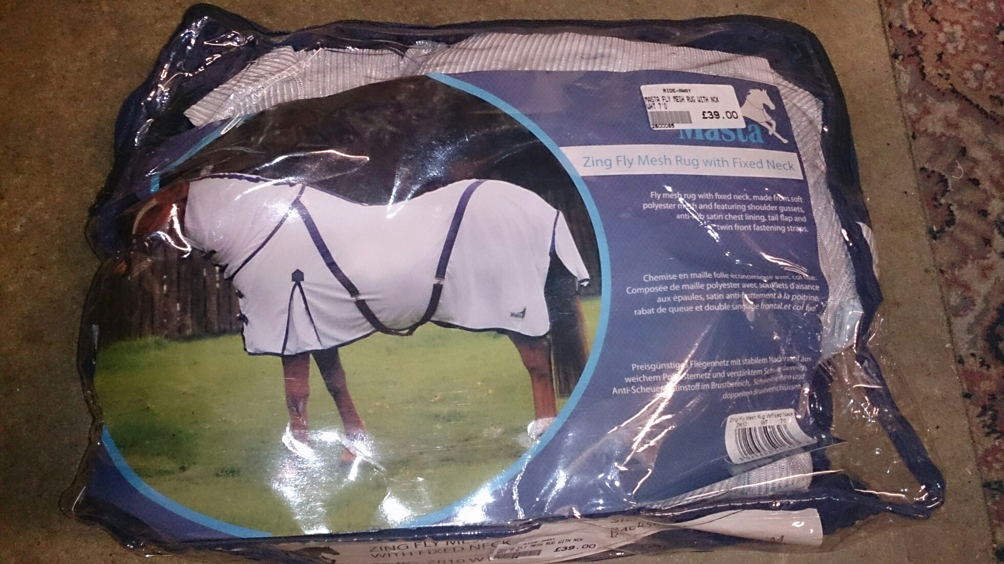 Preloved Horse Rugs Home Decor