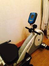 Roger Blackwell recumbent and rower exercise bike - £65