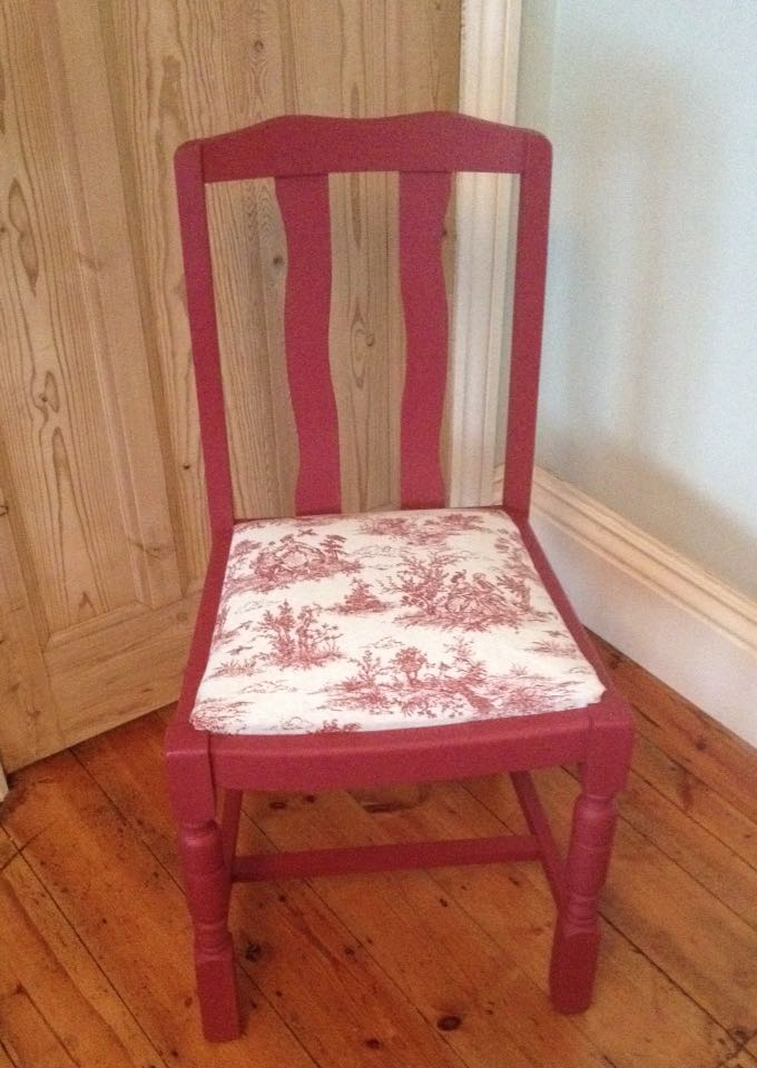 shabby chic red furniture. shabby chic painted chair red furniture r