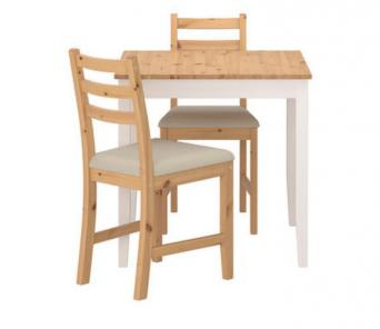 A small wood dining table with 2 chairs in a very good condition for sale  74 74 73dining chairs   Second Hand Household Furniture  Buy and Sell in  . Old Dining Chairs Leicester. Home Design Ideas