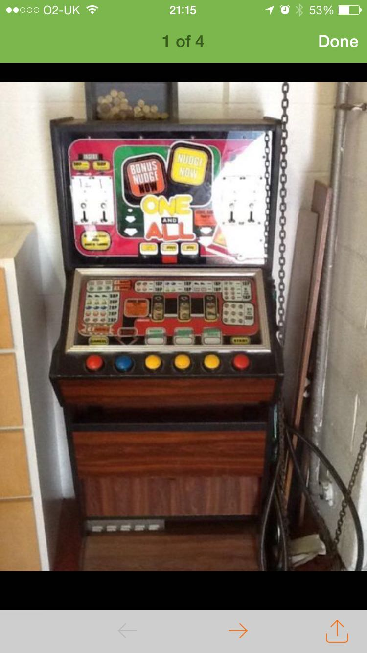 Fruit Slot Machine For Sale