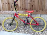 Original Raleigh Burner BMX Bike - £210