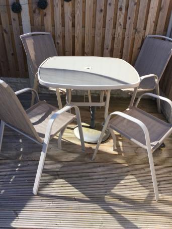 Garden Table And Chairs For Sale In Leeds Garden Table And