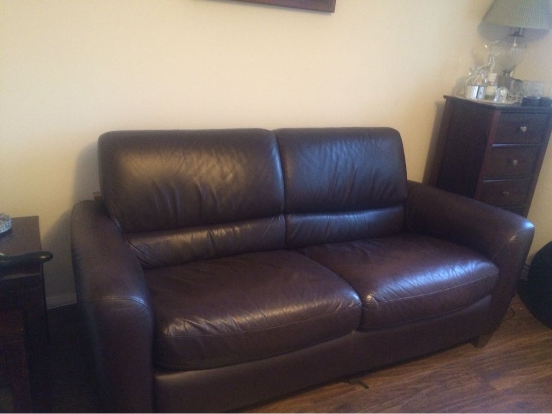 Childrens Leather Sofa For Sale In Uk View 95 Bargains
