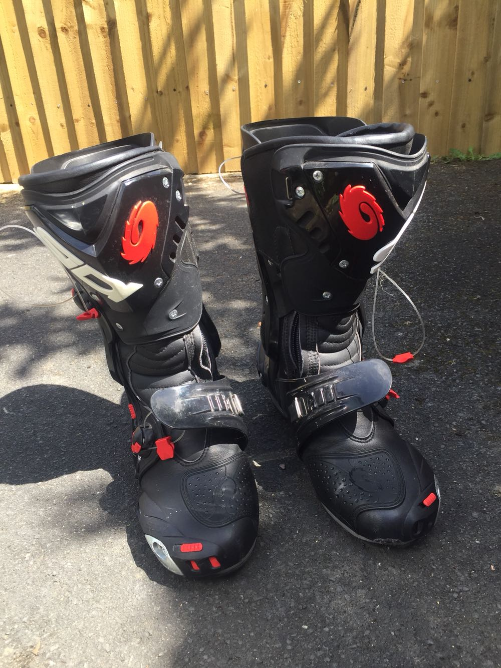 sidi boots sale - Second Hand Motorcycle Clothing, Buy and Sell in ...
