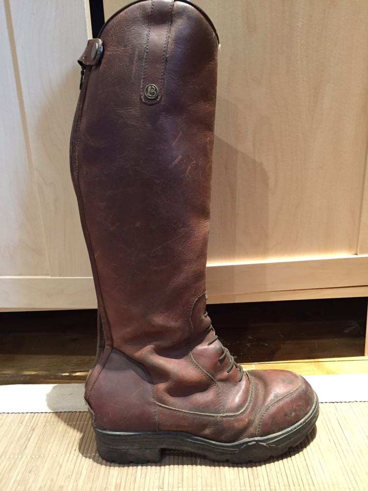 mens riding boots size 9 - Second Hand Horse Tack and Clothing ...