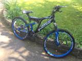 Boys Mountain bike - £35