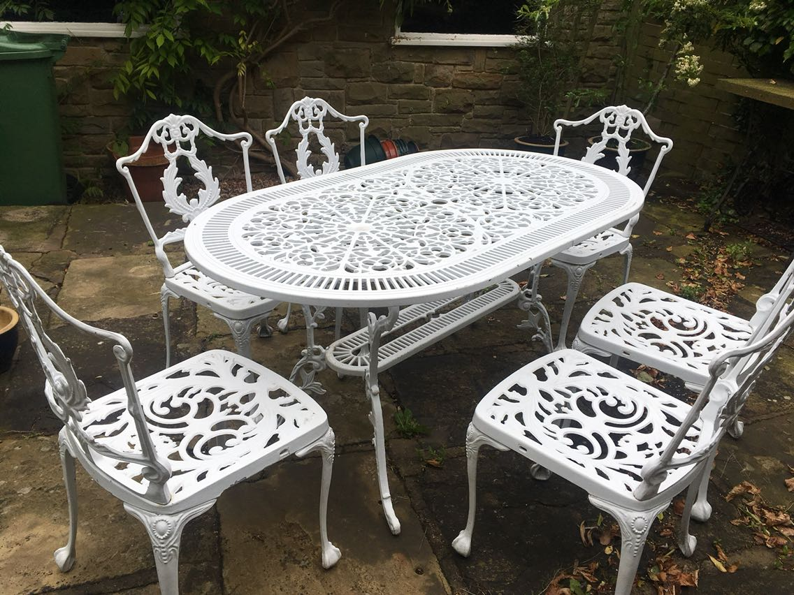 garden tables and chairs Local Classifieds Buy and Sell in