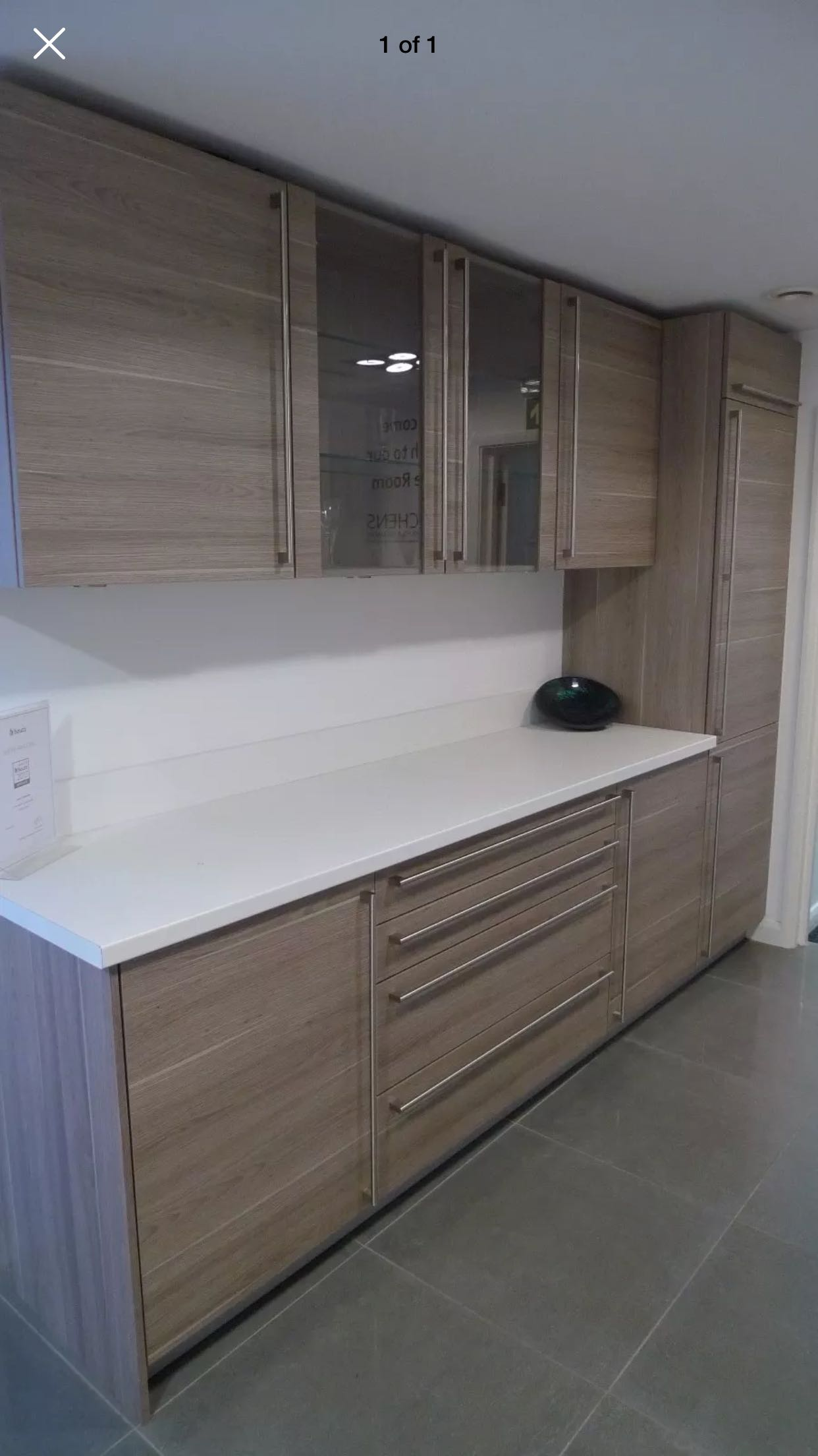 ex display kitchen units Second Hand Kitchen Furniture Buy and