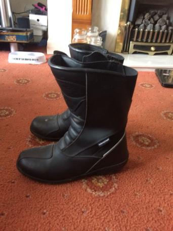 motorbike boots size 6 - Second Hand Motorcycle Clothing, Buy and ...
