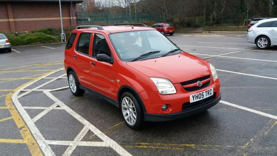 suzuki ignis 4x4 1500cc 88000mls good condition for sale in wrexham preloved. Black Bedroom Furniture Sets. Home Design Ideas