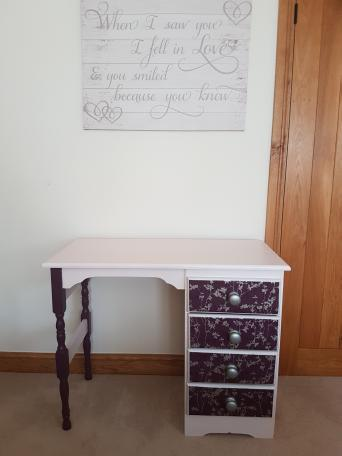 Painted Dressing Table Second Hand Household Furniture