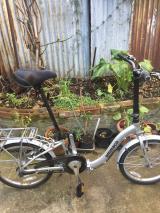 Unisex ammaco folding bike - £110 ovno