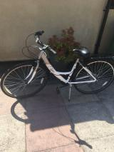Ladies Apollo Elyse hybrid bicycle - £120