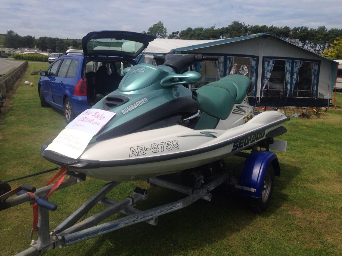 Seadoo jet ski for sale in uk 88 used seadoo jet skis for Used yamaha jet ski sale