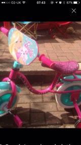 Girls bike - £13
