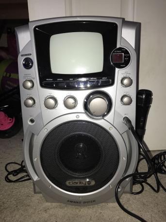 karaoke system for sale in uk 48 used karaoke systems. Black Bedroom Furniture Sets. Home Design Ideas