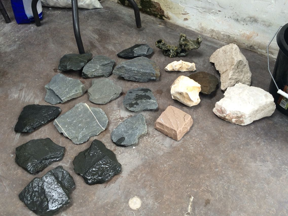 Slate garden rock for sale in uk view 92 bargains for Rock garden rocks for sale
