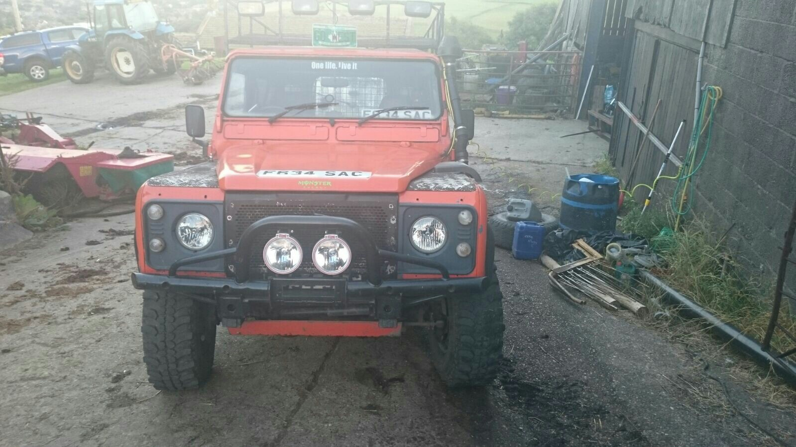 Land Rover Defender 300tdi Fuse Box : Land rover fuse box for sale in uk view bargains