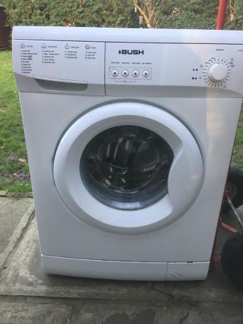 bush washing machine - Second Hand Washing Machines and ...
