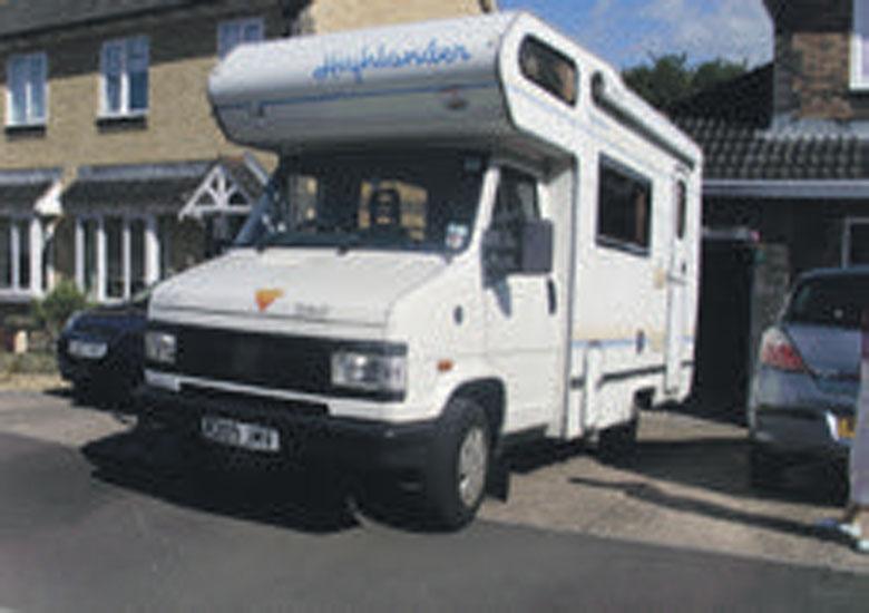Preloved Camper Vans For Sale In The Uk Autos Weblog