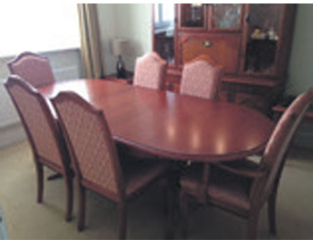Preloved Dining Table And Chairs For Sale UK And Ireland