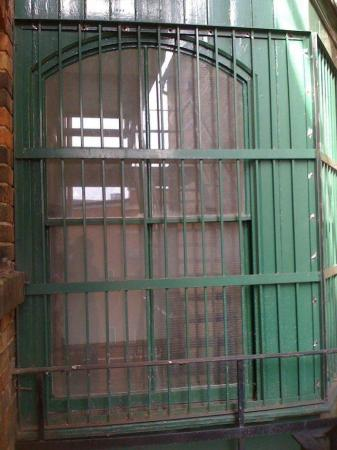 Image 1 of Window security bars