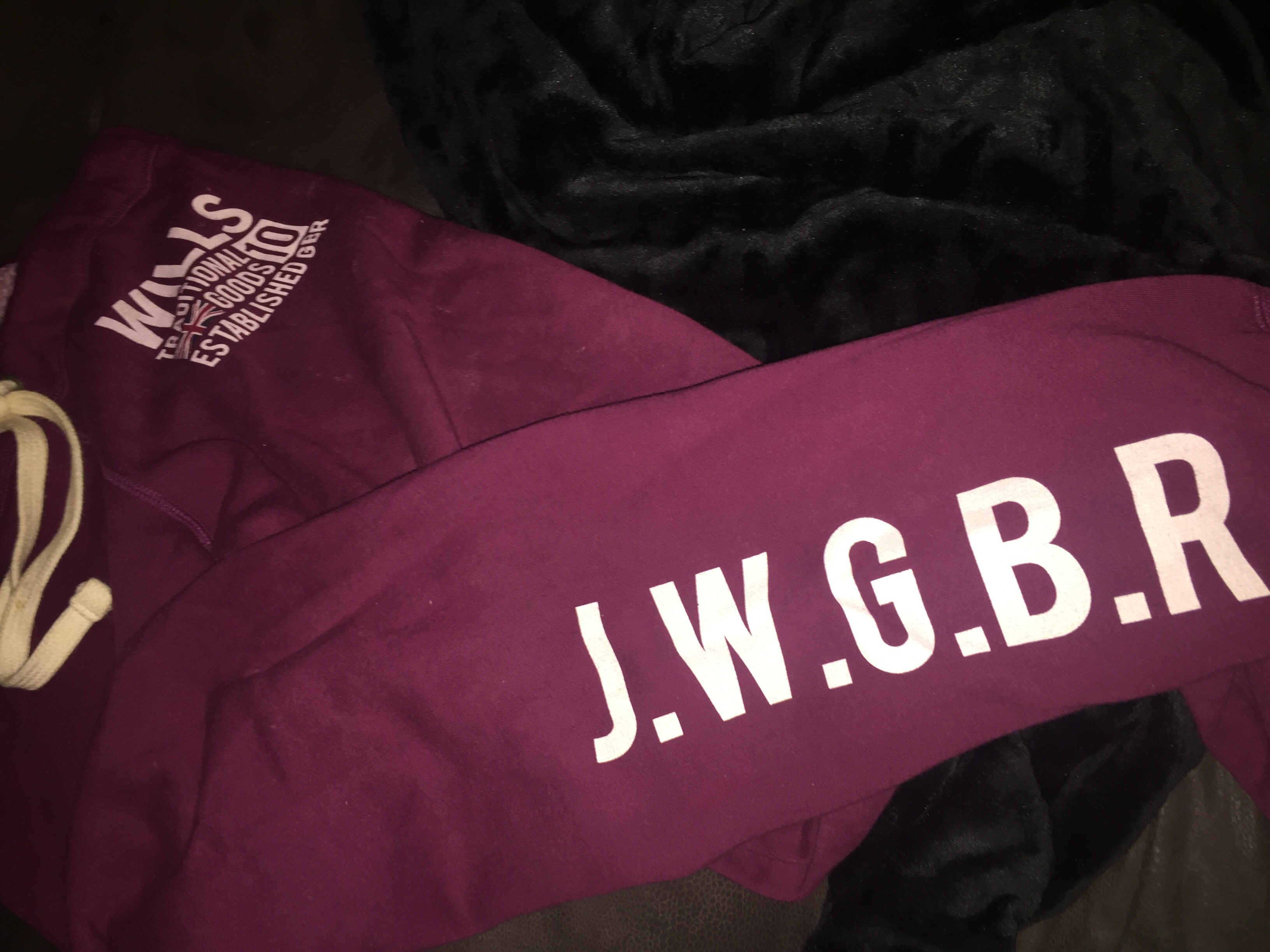 Jack Wills joggers, used for sale  Cresanne Close