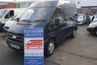 7e7e2df434 Ford Transit T280S Crew-Cab Med-High Roof 2008 No-VAT