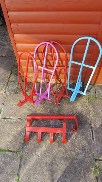 Saddle Racks And Horse Accessories