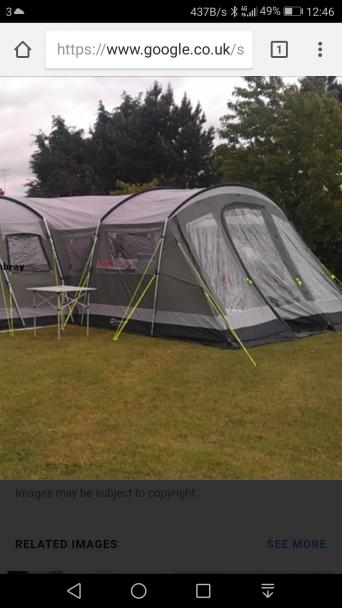 Used Tents Buy And Sell In The Uk And Ireland Preloved