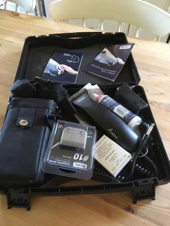 New Wahl Horse Battery Clippers 190 Ono