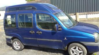 Fiat Doblo High Roof Used Fiat Cars Buy And Sell Preloved