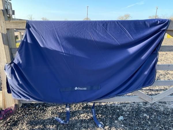 "Image 1 of Bucas New Shamrock PowerCooler 6'6"" (Navy)"