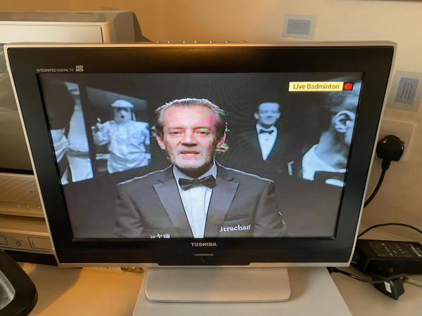 "Image 1 of TOSHIBA 19"" TV"