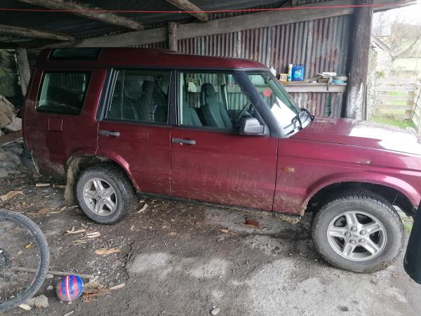 Image 2 of Land rover discovery td5
