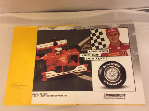 Image 2 of Formula 1 Yearbook 2000-2001